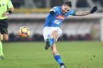 Gol e vittoria, il Napoli si riprende la vetta
