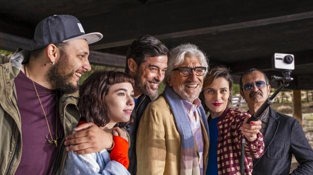 Rgs al cinema, intervista ad Alessandro Gassman e Gigi Proietti