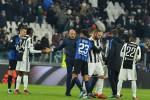 Derby d'Italia a reti inviolate, le immagini di Juve-Inter