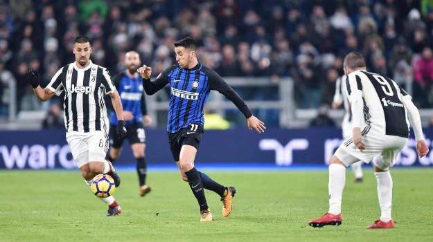 Juventus Inter, SERIE A, Sicilia, Sport