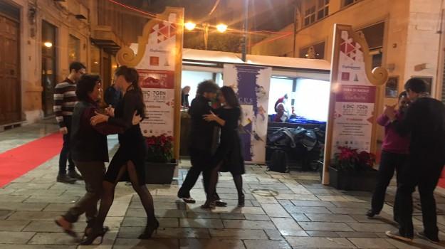 magliocco lezioni tango palermo, Palermo, Società