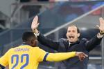 """Napoli-Juve, parla Allegri: """"Abbiamo giocato come dovevamo"""""""
