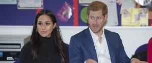 Gran Bretagna, la storia d'amore tra Harry e Meghan diventa un film