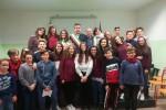 La piccola Agnese eletta sindaco dei ragazzi a Petralia Soprana