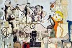 I tratti circolari di Ignazio Schifano, opere in mostra a Palermo