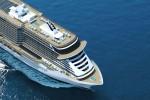 Approdata a Messina MSC Seaside, la più grande nave crociera d'Italia