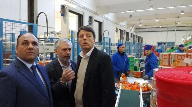 renzi in sicilia, Matteo Renzi, Sicilia, Politica
