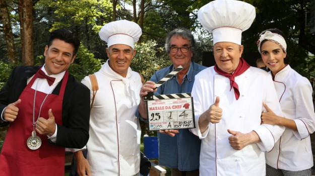 Rgs al cinema, intervista a Massimo Boldi e Neri Parenti