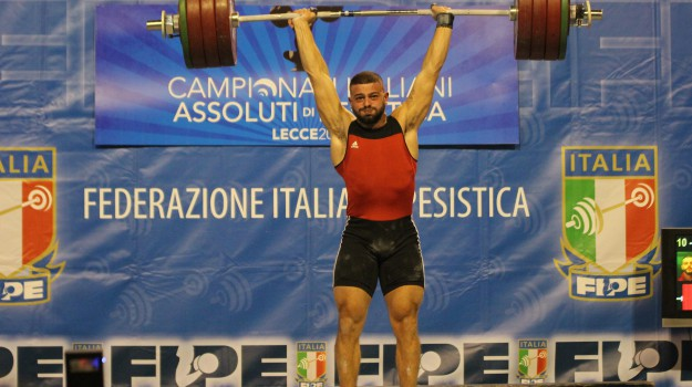 campionato pesi, Trapani, Sport