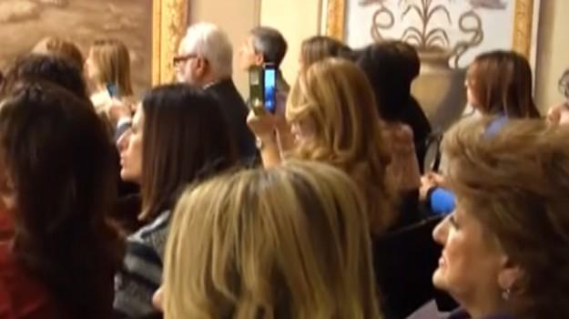 Deputati all'Ars, i parenti presenti alla prima seduta