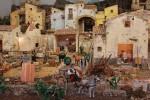 Torna a Cinisi il presepe semovente: in mostra i mestieri della tradizione siciliana