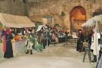 Castelvetrano, inaugurato il Presepe vivente della Legalità