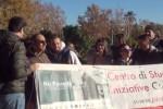 Prima seduta dell'Ars, protesta in piazza a Palermo per il contrasto alla povertà