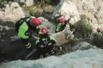 Pecore nel dirupo, salvate a Caltabellotta