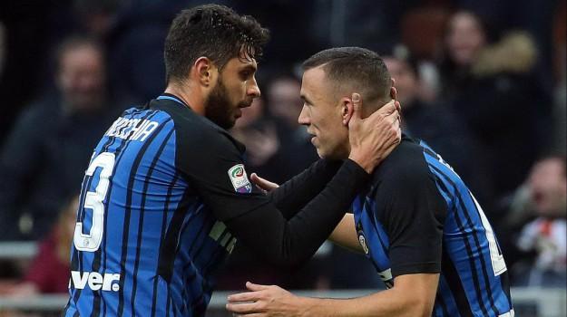Calcio, inter, Milan, SERIE A, Sicilia, Sport