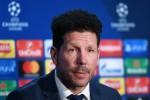 """Atletico Madrid, Simeone: """"Non dobbiamo pensare alla Roma"""""""