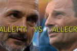 Spalletti contro Allegri, chi vincerà stavolta?