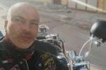 Rombo di Harley Davidson per l'addio a Salvatore