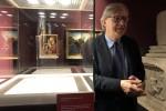 Catania celebra Antonello da Messina: al castello Ursino la Tavola Bifronte
