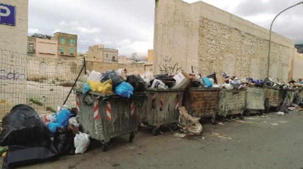 comune di trapani, trapani emergenza rifiuti, Trapani, Cronaca