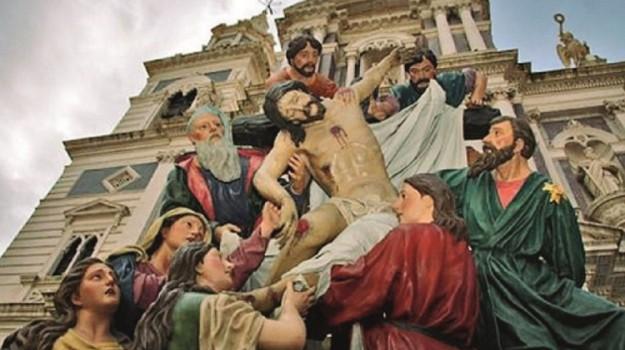 Processione delle Vare Caltanissetta, Caltanissetta, Cronaca