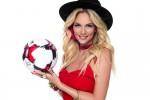 Bionda dalle curve mozzafiato: tutto su Victoria Lopyreva, la madrina dei Mondiali 2018