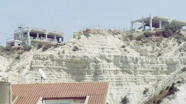 scala dei turchi, Villaggio dei vip, Agrigento, Cronaca