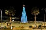 A Castro l'eco-albero più alto di Puglia