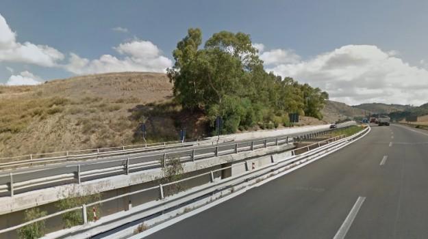 incidente autostrada, Enna, Cronaca
