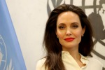 Angelina Jolie denuncia, violenza sessuale è un'arma maschile