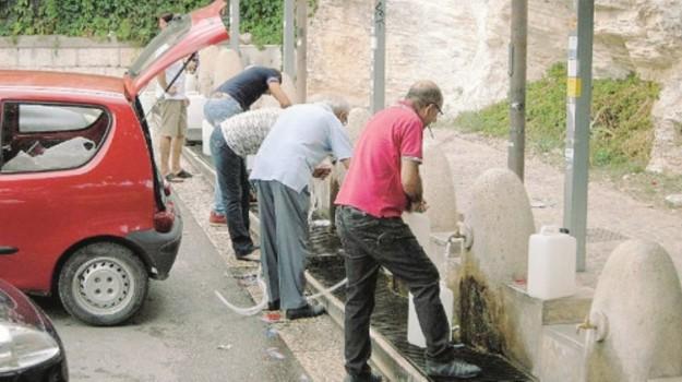 alcamo acqua, Roberto Russo, Trapani, Cronaca
