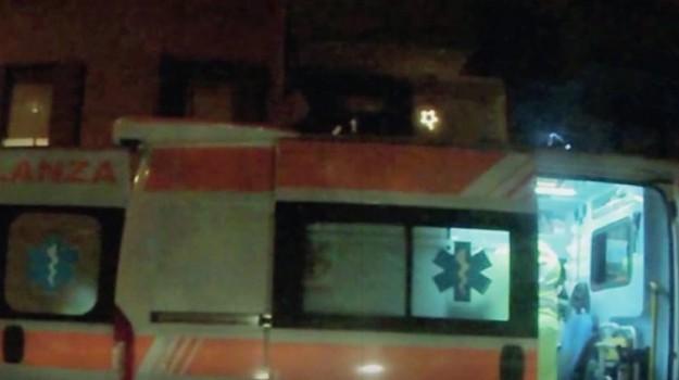 incidente via Papa Luciani agrigento, Agrigento, Cronaca