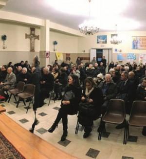 Inaugurato l'ambulatorio solidale a Ragusa