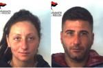 """""""Droga fatta in casa"""" a Santa Croce Camerina: arrestata una coppia"""