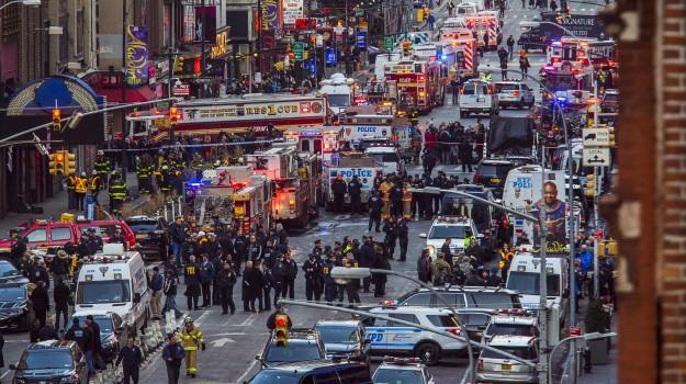 attentato new york, Donald Trump, Sicilia, Mondo