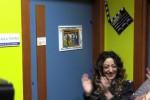 Un'aula del teatro della Piccola Accademia dei Talenti dedicata a Franco e Ciccio - Video