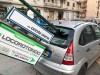Forte vento in Sicilia, a Palermo cornicioni caduti e voli cancellati