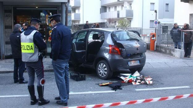 travolge passanti sondrio, Sicilia, Cronaca