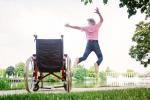 Tagliando nervo lesionato pazienti muovono arto paralizzato