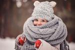 Il freddo peggiora l'asma, una campagna ricorda che la sciarpa aiuta