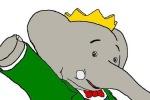 Addio a Babar, l'elefante più elegante del mondo