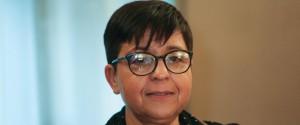 L'assessore regionale Bernadette Grasso