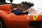 Addio a Johnny Hallyday, eclettico pilota e collezionista