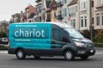 Ford potrebbe sostituire Uber con servizio Chariot a Londra