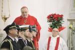 """Il cardinale Montenegro alle forze dell'ordine: """"Grazie per i migranti che avete salvato"""""""