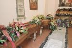 Castelvetrano, undici bare in attesa di sepoltura