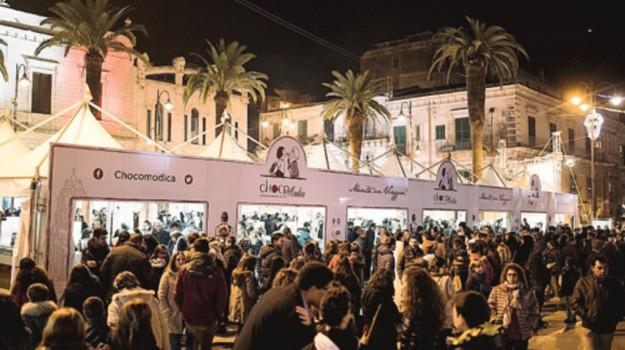 choco modica 2019, Ragusa, Cultura