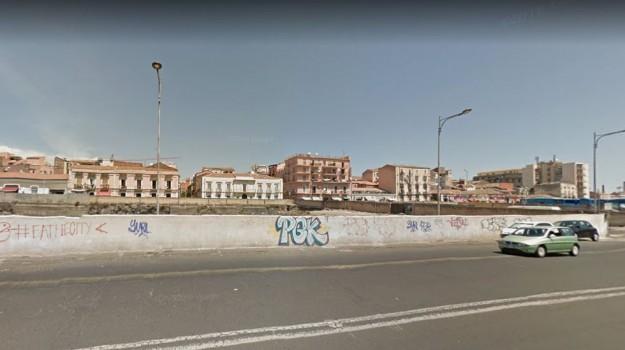 risanamento corso martiti catania, Catania, Cronaca