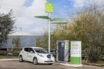 Elettriche ora possono fare il pieno all'aeroporto di Genova