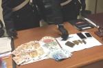 Ai domiciliari spaccia droga, sorpreso e arrestato a Villabate